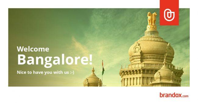 Bangalore organizes brand assets with Brandox