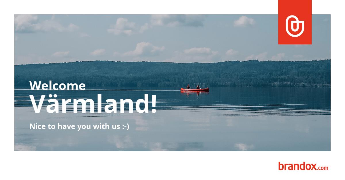 Värmland chooses Brandox