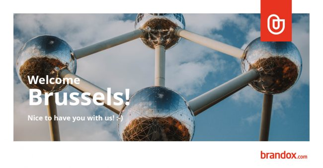Brand asset management in Brussels | Brandox