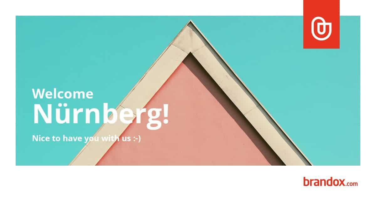 Brandox helps marketers in Nürnberg stay brand compliant