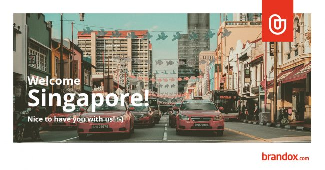 Coporate branding in Singapore with Brandox