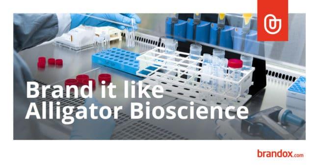 Life science branding